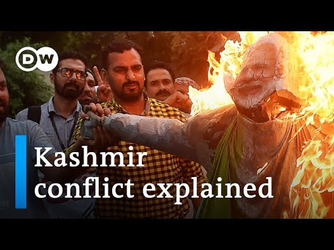 Kashmir conflict explained: What do India and Pakistan want? | DW News