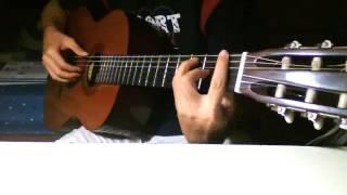 Bằng lăng tím - Guitar cover - Hung Nguyen
