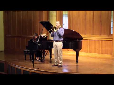 Colloquy for Trombone and Piano