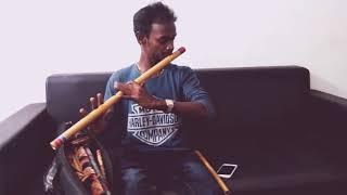 Oru rathri koodi Bgm | Summer in Bethlahem | Flute | Abhijith  |