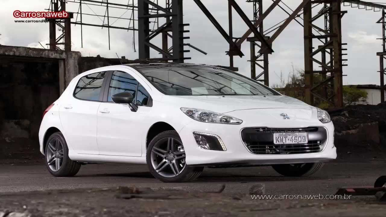 peugeot 308 feline thp 16 16v turbo ano 2013 - youtube