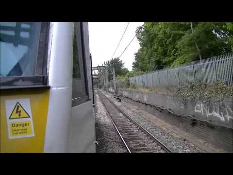 Chelmsford to London Liverpool Street 90004 (22/5/15)