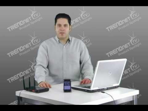 TRENDnet DIY: Traditional vs WPS Wireless Connection (802.11n wireless n)
