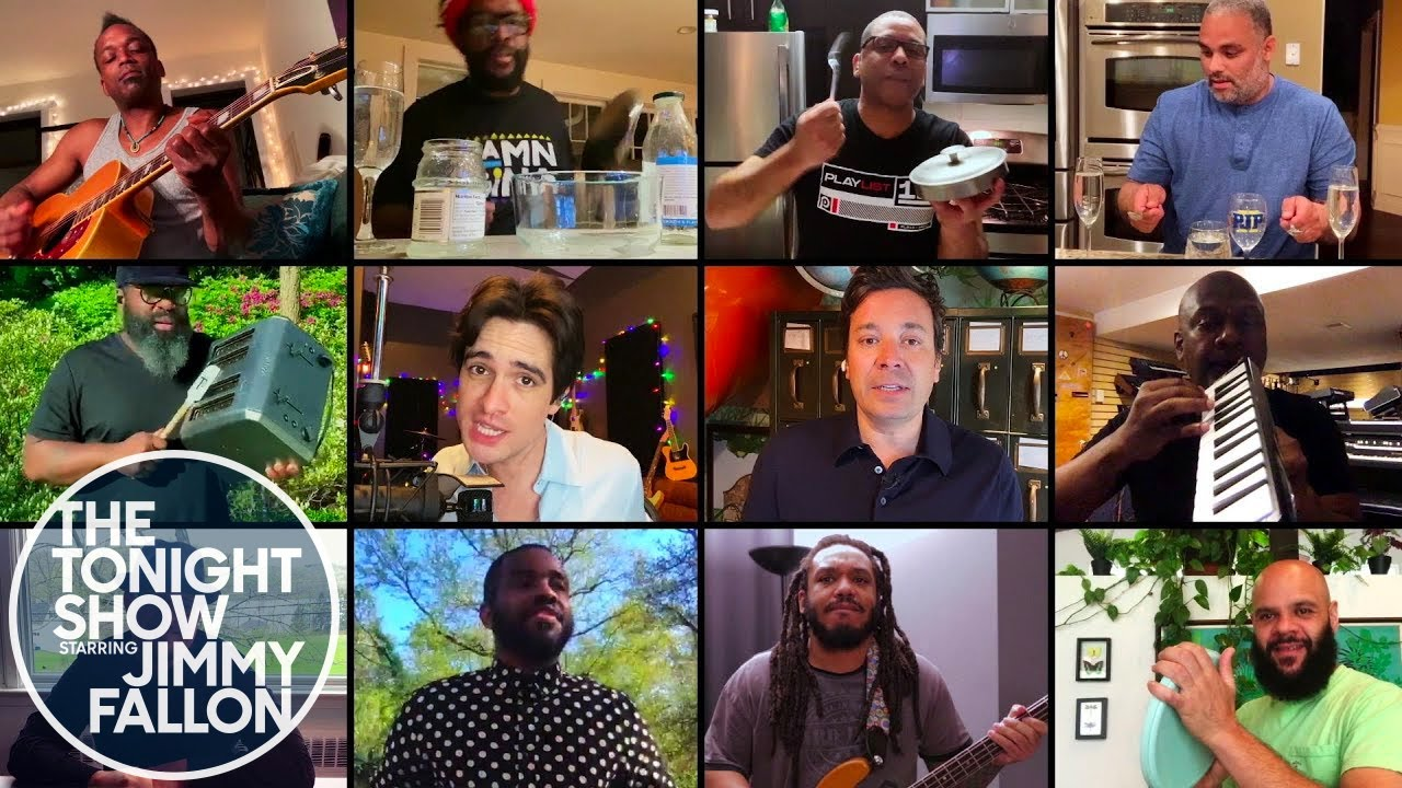 Jimmy Fallon Brendon Urie The Roots Remix Under Pressure At Home Instruments Youtube Submitted 2 years ago by va1diesel. jimmy fallon brendon urie the roots remix under pressure at home instruments