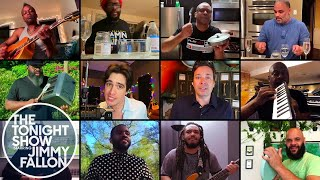 Jimmy Fallon, Brendon Urie & The Roots Remix