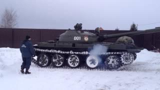 Купил танк: джип застрял - танк вытащил. Часть №2 .