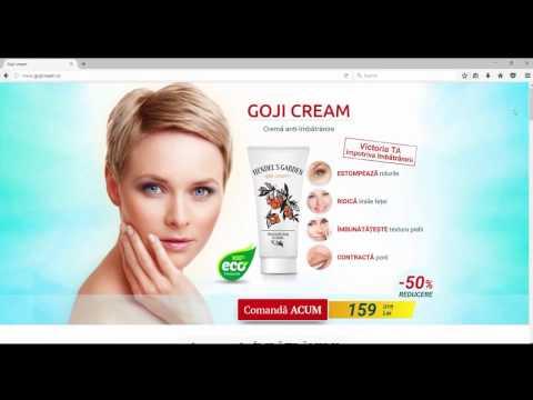 Goji Cream România - preț și păreri