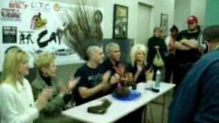 Worlds Tallest Mohawk - Omaha NE