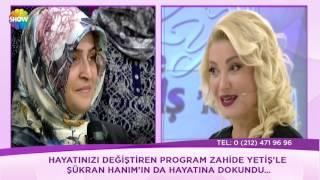 Zahide Yetiş'le 262.Bölüm   8 Mart 2017