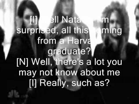Natalie Portman's rap (lyrics)
