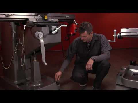 JET Metalworking Vertical Milling Machines Demo