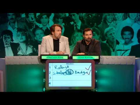 Big Fat Quiz of the 80's