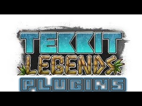How To Install Plugins Into Your Tekkit Legends Server