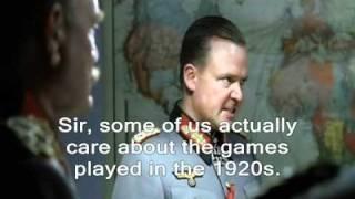Hitler responds to Clemson losing to Carolina yet again. 2010