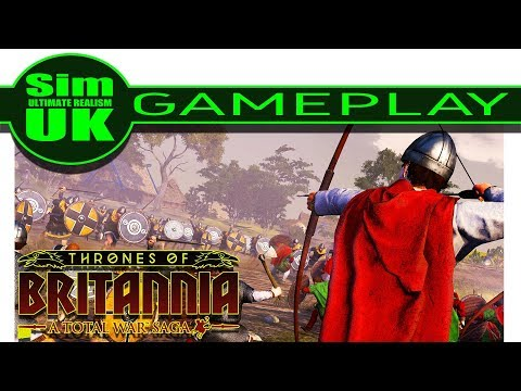 WAR...What Is It GOOD FOR (Biggest Battle Yet) | Total War Saga Thrones of Britannia #07