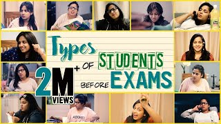 Types of Students before Exams || Mahathalli