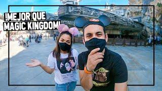 ¡ASÍ es El MEJOR PARQUE de DISNEY del MUNDO!   Disney World ORLANDO español