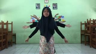Tari Tradisional Manuk Dadali Jawa Barat | SMKN 6 JAKARTA | OTKP-2