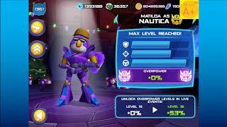 Angry Birds Transformer Nautica Unlocked Part 9