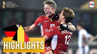 Germany v Belgium | Odisha Men's Hockey World Cup Bhubaneswar 2018 | HIGHLIGHTS