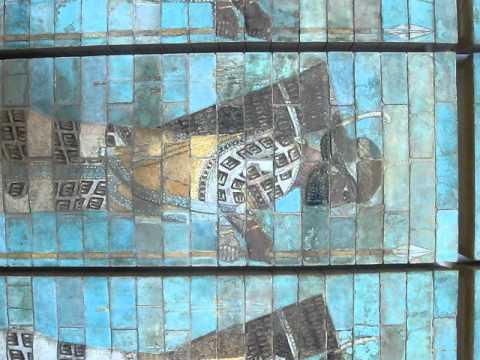 Musee du louvre, La masion de L'Iran