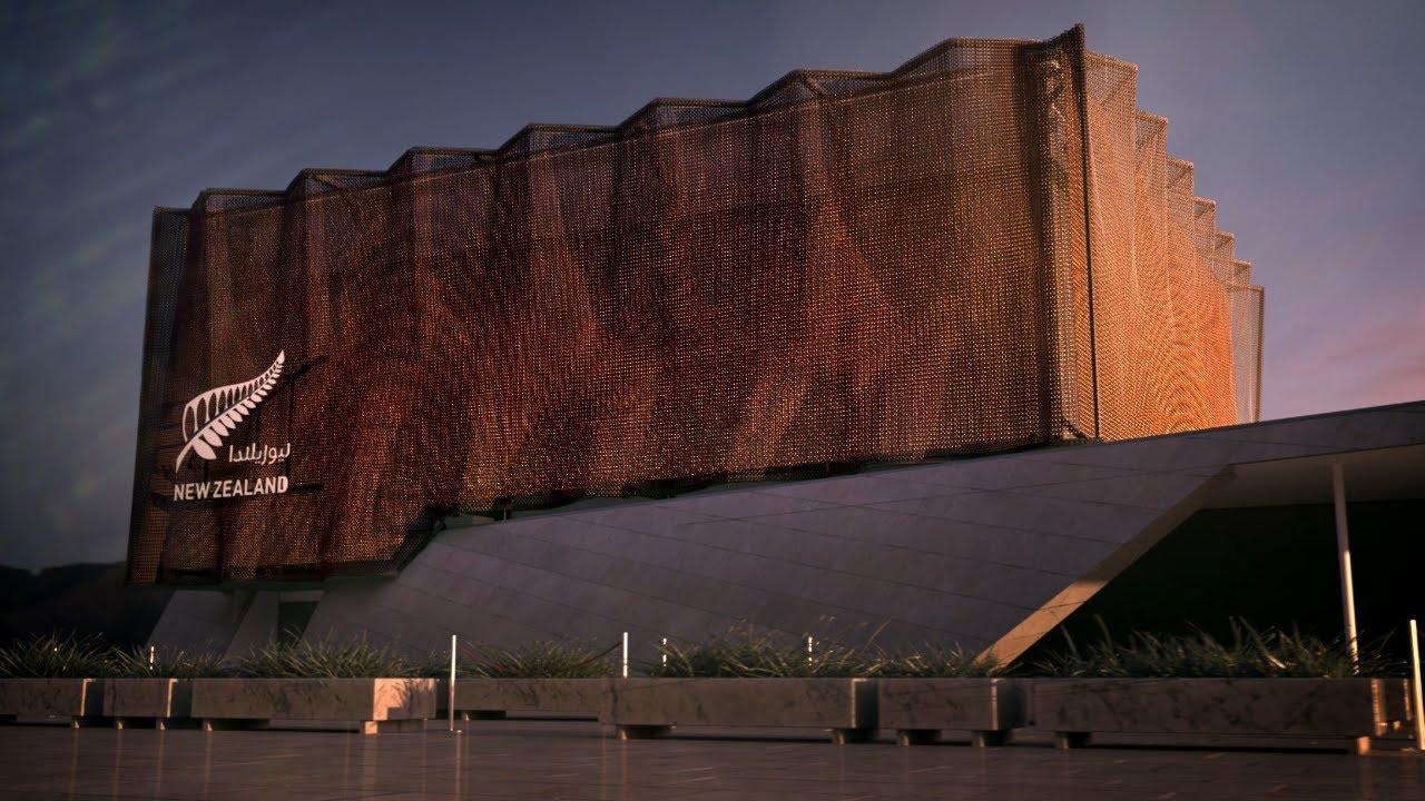 New Zealand Pavilion at Expo 2020