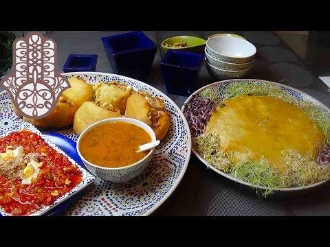 repas leger ramadan