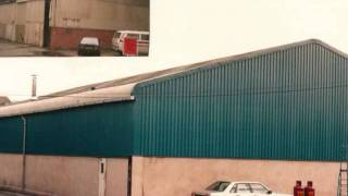 Garage Roofing Sheets