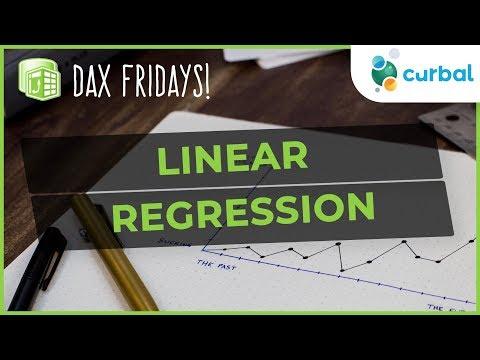 DAX Fridays! #135: Linear Regression In Power BI