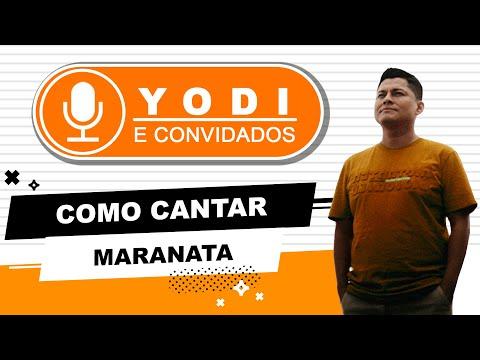 como cantar MARANATA - MINISTÉRIO VAH - VOCATO