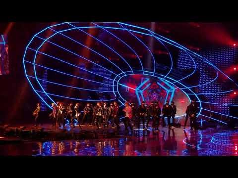 20171201 MAMA in Hong Kong - BTS full performance