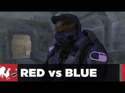 Season 14, Episode 16 - Head Cannon   Red vs. Blue