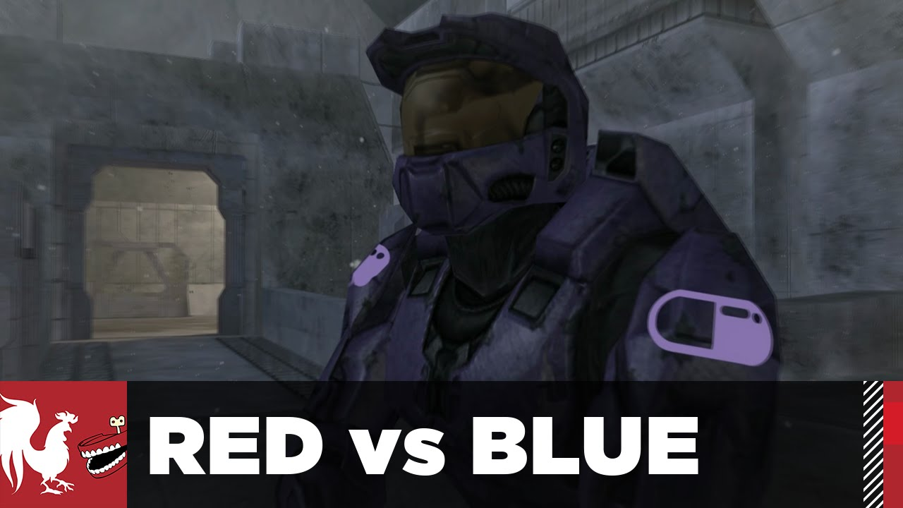 Head Cannon Episode 16 Red Vs Blue Season 14 Youtube