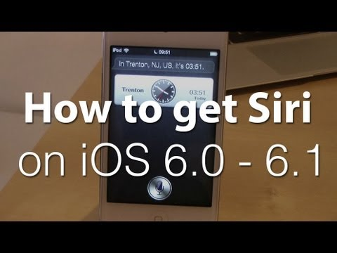 how to get siri on iphone 4 how to get siri on iphone 4 ios 6 7 jailbreak and 3388