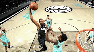 Kevin Durant Highlights | 25 Points and 11 Assists vs. Charlotte Hornets