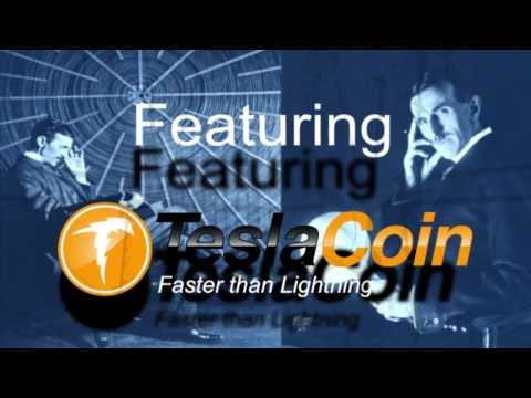 TeslaCoin - The Currency To Finance Free Energy -