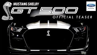 2019 Shelby GT500: FIRST LOOK! (Official Teaser & Everything We Know)(, 2018-03-19T00:36:34.000Z)