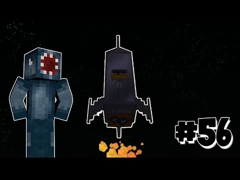 Minecraft - Race To The Moon - Squid To The Moon! [56]