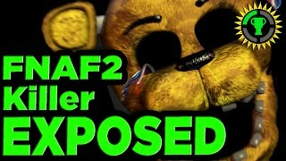 Game Theory: FNAF 2, Gaming's Scariest Story SOLVED!(UNLIMITED TV! ▻▻ http://www.huluplus.com/matpat Join the Theorists! ▻▻ http://bit.ly/1qV8fd6 THIS GAME IS SO COMPLICATED! You asked for it and so we ..., 2014-12-09T18:06:49.000Z)