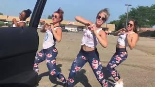DRAKE - In my Feelings Challenge - KIKI Do you love me??! SWERK Dance Fitness - Shiggy Challenge