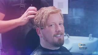 How to Apply (Attach) a Non-Surgical Hair Replacement System for Men/Women Hair Systems Manchester