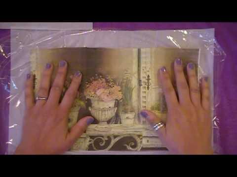 Paper Napkin Transfer Tutorial