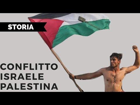 Il Conflitto Tra Israele E Palestina In Breve