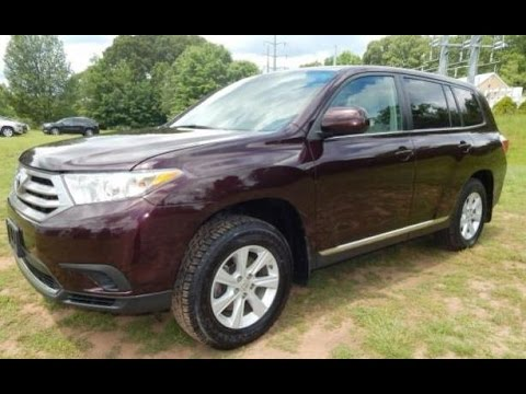 2013 Used Toyota Highlander At Wallingford Buick GMC Serving Wallingford,  Watertown, CT And NY