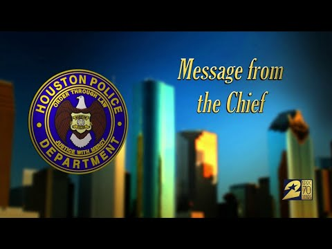 Accusations of HPD officer misconduct and the public's trust