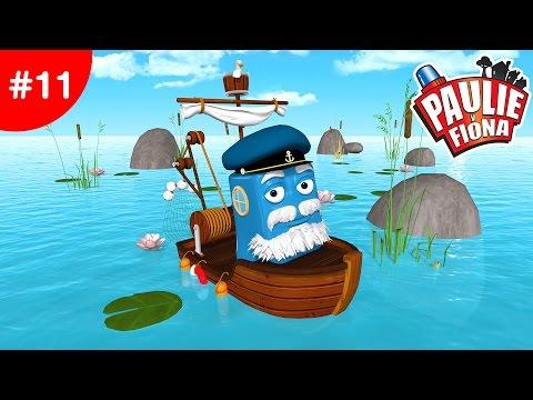 Paulie y Fiona - Fred Pescador en aguas turbias