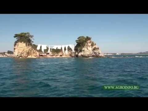 Закинтос - островът на маслините