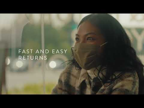 Fast and Easy Returns | Closer to You