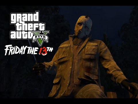 Friday The 13th (Machinima) - GTA V Mods