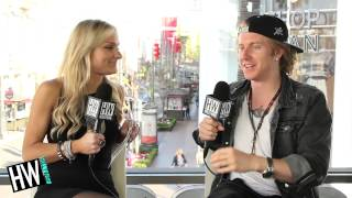 We the kings'' travis clark reveals biggest fears in silly game!